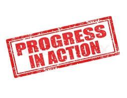 Institute theme: Progress in Action