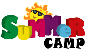 Picture of the words Summer Camp